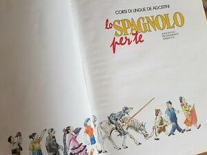 DVD-Lo Spagnolo per te (4 vol. corso base/intermedio + 2 vol. corso avanzato)