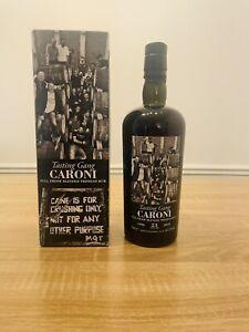 CARONI 1996 Blend TASTING GANG 63,5% Bottled 2019