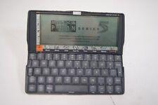 Vintage 1997 / PSION Series 5 Palmtop Handheld Computer PDA / 4MB & 8MB / WORKS