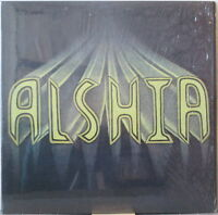 ALSHIA s/t LP Soft Rock/Psych/Folk/SSW—U.S. Private Press, w/Insert, in NEW cond