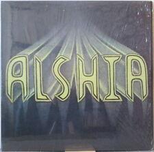 ALSHIA s/t LP Soft Rock/Psych/Folk/SSW—U.S. Private Press, w/Insert, in NEW cond