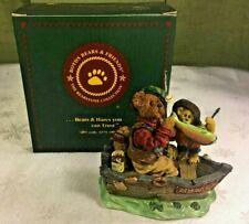 Boyds Bears Melville and Sonny Mine's Bigger than Yours 2001 #227744 1st Edition