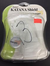 Sanyo Katana 6600 Clear Snap On Proguard with Belt Clip NEW
