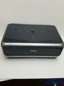 Canon PIXMA IP4000 Digital Photo Inkjet Printer not tested. Powers up. No USB ca