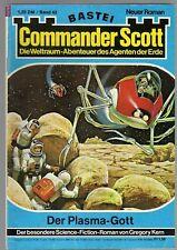 COMMANDER SCOTT Nr. 42 / DER PLASMA - GOTT