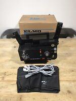 Elmo K-100 SM Belt Driven 8mm Movie/Film Projector Spares Or Repair Needs Belt
