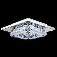 New Modern Chandelier Ceiling Light LED Lamp Fixture Pendant Crystal LIGHT