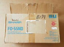 GENUINE SHARP FO-55ND Toner Cartridge Brand New