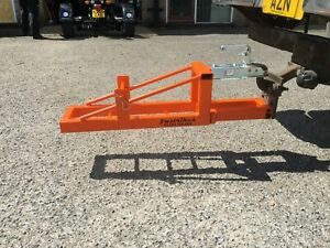 dolly/trailer for motorbikes or trikes 120mm from fastrikes