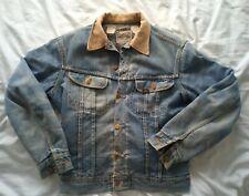 Lee Storm Rider Jacket vintage blanket lined denim stormrider