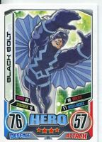 Marvel Hero Attax Series 2 Foil Base Card #17 Black Panther