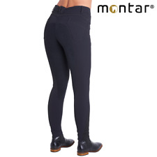 Montar Thea Black Rivets Band Silicone Knees Size42 UK14 rrp £109.95 DH182 PP 02