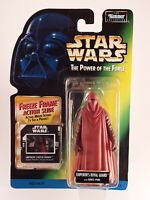 Vintage Star Wars Figurine Emperor's Royal Guard The Power Of The Force