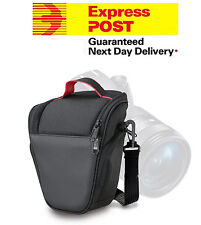DSLR SLR Camera Bag Carry Case Lens Case For Canon EOS Nikon Sony Panasonic NEW