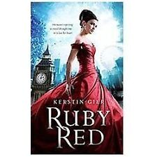 The Ruby Red Trilogy Ser.: Ruby Red 1 by Kerstin Gier (2012, Paperback)
