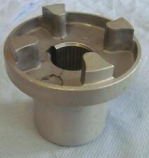 Hydraulic Pump Flexible Transmission Drive Coupling Motor Half 28mm Shaft R-82