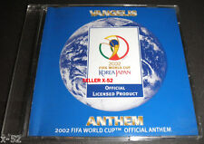 FIFA WORLD CUP 2002 cd VANGELIS theme official anthem KOREA JAPAN soccer footbal