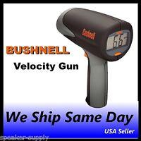 New Bushnell Velocity Speed Gun Baseball Softball Sports Detection Radar Tennis