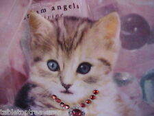 """Cat ~ Kitten """" With her Crystal Ball"""" Coin Purse"""