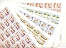 USSR 1991 - n°YT 5877-81 MNH ** 54€ AIRSHIPS - DIRIGABL (5 SHEETS)