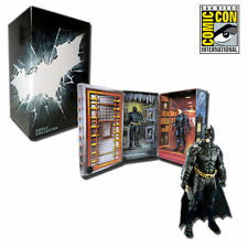 BRUCE WAYNE TO BATMAN DARK KNIGHT RISES MOVIE MASTERS SDCC 2012 MATTEL EXCLUSIVE