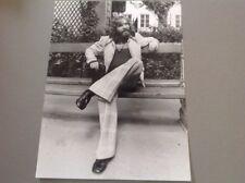 GÉRARD PALAPRAT - PHOTO DE PRESSE ORIGINALE  18x24cm
