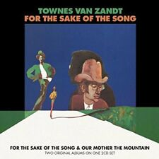 Townes Van Zandt - For the Sake of the Song/Our Mother the Mountain (2CD)  NEW