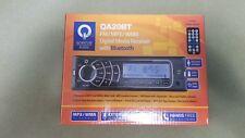 QUANTUM AUDIO QA20BT FM/MP3/WMA DIGITAL MEDIA RECEIVER WIT BLUETOOTH