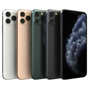 Apple iPhone 11 Pro Max 64GB - 256GB - 512GB - Excellent Condition, 12M Warranty