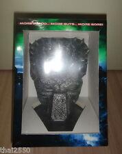 AVP 2 Alien VS Predator 2 Disc DVD EXCLUSIVE IRON MASK Figure Mint&Sealed Rare!!