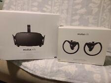 Oculus Rift Cv1 VR Virtual Reality Headset System C035