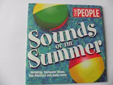 SOUNDS OF THE SUMMER PROMO CD TOPLOADER STEPS MI=UNGO JERRY ISLEY BROTHERS