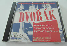 "BBC Music - Dvorák  ""The Water Goblin"" Slavonic Dance (CD Album) Used Very Good"