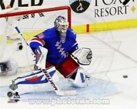 "Henrik Lundqvist New York Rangers Stanley Cup Action Photo (8"" x 10"")"
