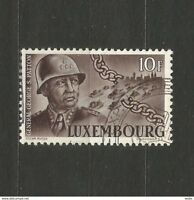 Luxemburg, George Smith Patton, Nr. 426 gestempelt