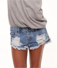 ONETEASPOON DESPERADO TRASHWHORES Sexy Denim Shorts Size SMALL*SAMPLE *