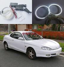 2x CCFL Angel Eyes kit Halo Ring For Hyundai Tiburon Coupe RD1 J2 F2 1996-1998