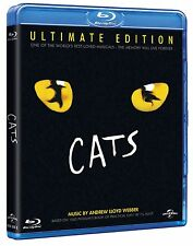 Cats: The Musical - Ultimate Edition (Blu-ray, 1998, Region Free) *NEW/SEALED*