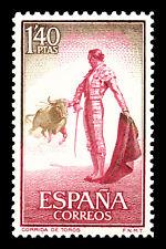 "Bullfighting Spain Stamp Poster #12 Canvas Art Poster 16""x 24"""