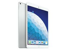 Apple iPad Air (3. Generation 2019) 256GB Wi-Fi + 4G / Cellular Silber NEU & OVP
