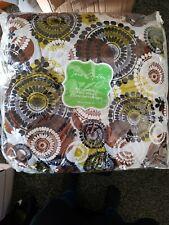 Vera Bradley Cocoa Moss Reversible Two-Piece Comforter Set Twin/Twin XL RETIRED