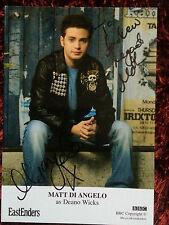 Signed Photos D Uncertified Original TV Autographs