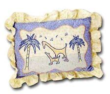 2001 John Lennon Nursery Decor Pillow Real Love Musical Parade Keeps