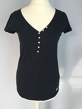Esprit Damenblusen, - tops & -shirts mit V-Ausschnitt ohne Muster