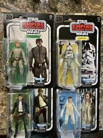 Star Wars Empire Strikes Back 40th Anniversary 4 Piece Lot