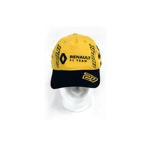 Renault F1 Team Cap Nico Hulkenburg WAS £39.99 Reduced  ON SALE