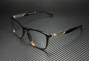 VERSACE VE3252 5117 Black Havana Demo Lens 52 mm Mens Eyeglasses
