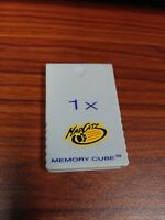 Mad Catz 1X Memory Cube59  for Nintendo GameCube  -Memory Card