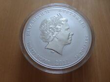 1 KG Silbermünze Australien Hase 2011 Perth Mint