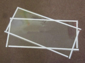 Sand Blasting Protection Screens  for Magnum Cabinet  Pack of two